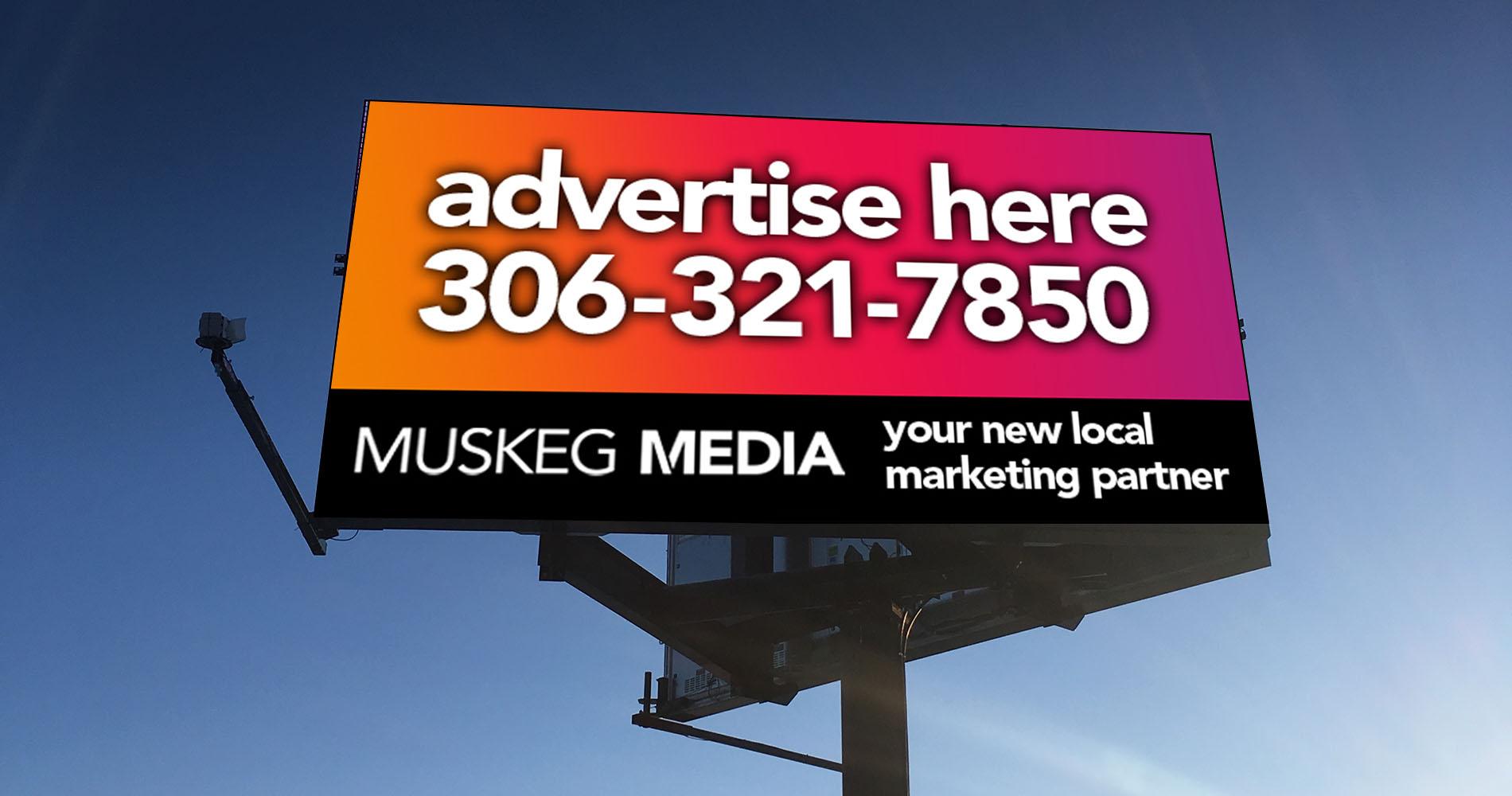 muskeg media outdoor advertising saskatoon